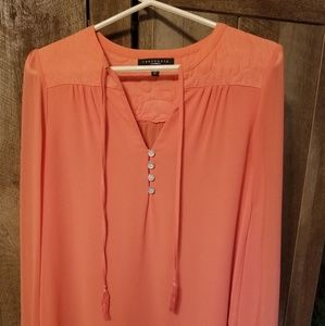 Sanctuary Clothing chiffon top